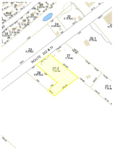 0 Highland St. (Lot 107-27-2), Rochester, NH 03868 (MLS #4733615) :: Lajoie Home Team at Keller Williams Realty