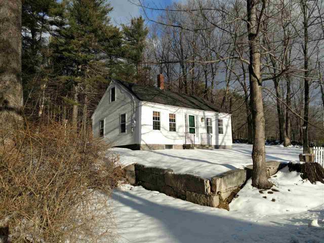 160 N Wolfeboro Road, Wolfeboro, NH 03894 (MLS #4733694) :: Hergenrother Realty Group Vermont