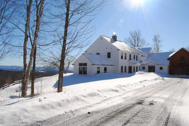 180 Birch Hill Lane, Norwich, VT 05055 (MLS #4733868) :: Hergenrother Realty Group Vermont
