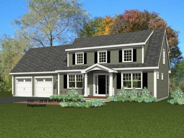 8 Chestnut Way Lot 4, Lee, NH 03861 (MLS #4734207) :: Lajoie Home Team at Keller Williams Realty