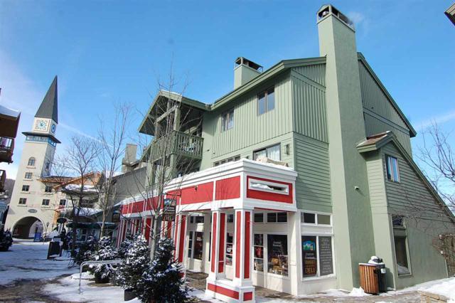51 Village Square Road #51, Stratton, VT 05155 (MLS #4734932) :: The Gardner Group