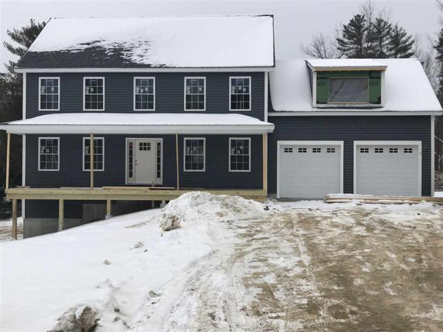 1 Crosby Drive #15, Mont Vernon, NH 03057 (MLS #4735500) :: The Hammond Team
