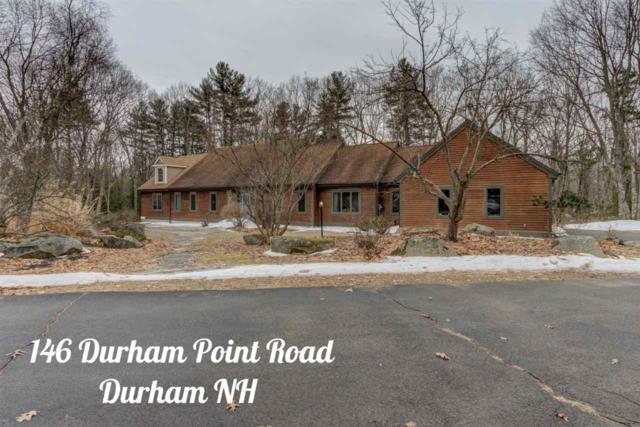 146 Durham Point Road, Durham, NH 03824 (MLS #4735645) :: Keller Williams Coastal Realty