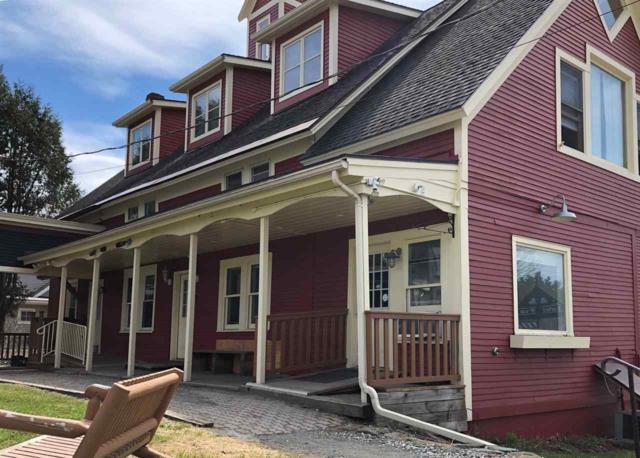 112 Main Street #5, Stowe, VT 05672 (MLS #4735862) :: The Gardner Group