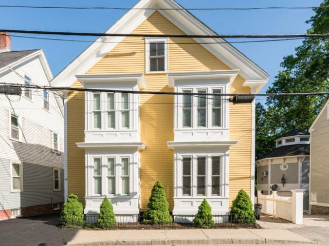 46 Dennett #2 Street, Portsmouth, NH 03801 (MLS #4736405) :: Keller Williams Coastal Realty