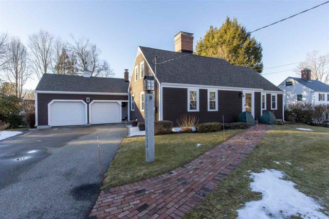 8 Wheelwright Avenue, Exeter, NH 03833 (MLS #4736437) :: Keller Williams Coastal Realty