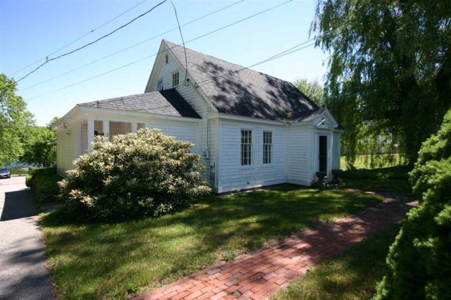 83 Bay Street #57, Wolfeboro, NH 03894 (MLS #4736616) :: Keller Williams Coastal Realty