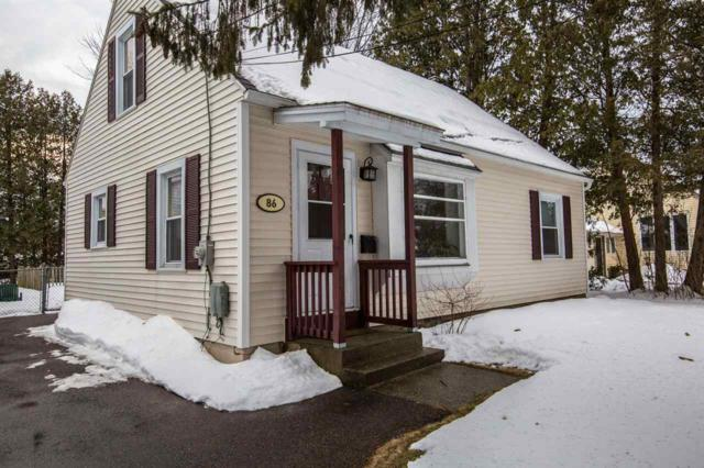 86 Poirier Place, Burlington, VT 05408 (MLS #4736862) :: The Gardner Group