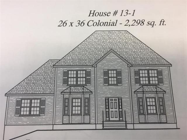 8 Meghan's Way Lot 4, Danville, NH 03819 (MLS #4736872) :: Hergenrother Realty Group Vermont