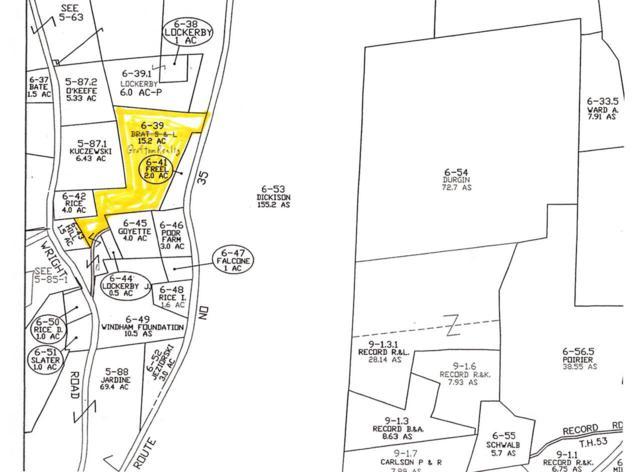 Gib Lockerby Rd. Road, Grafton, VT 05146 (MLS #4736934) :: The Gardner Group