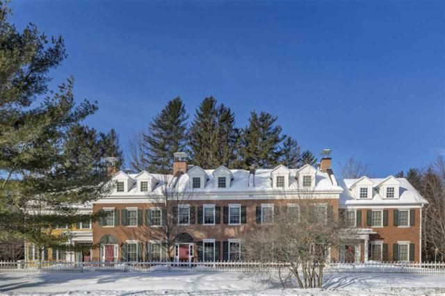 235 Main Street #5, Norwich, VT 05055 (MLS #4736943) :: Hergenrother Realty Group Vermont