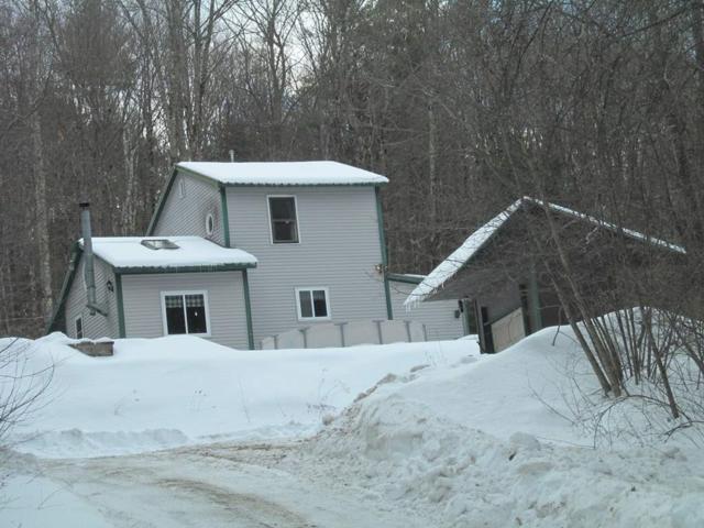 58 Brockway Mills Road, Springfield, VT 05150 (MLS #4736960) :: Lajoie Home Team at Keller Williams Realty