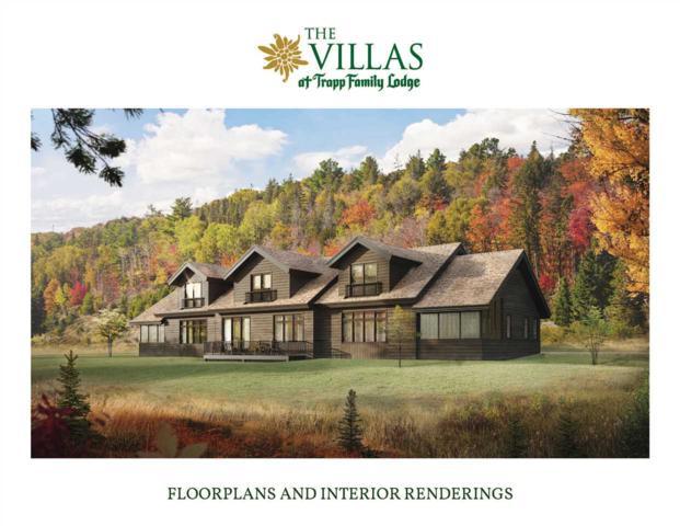 580 Villas Drive #302, Stowe, VT 05672 (MLS #4738677) :: The Hammond Team