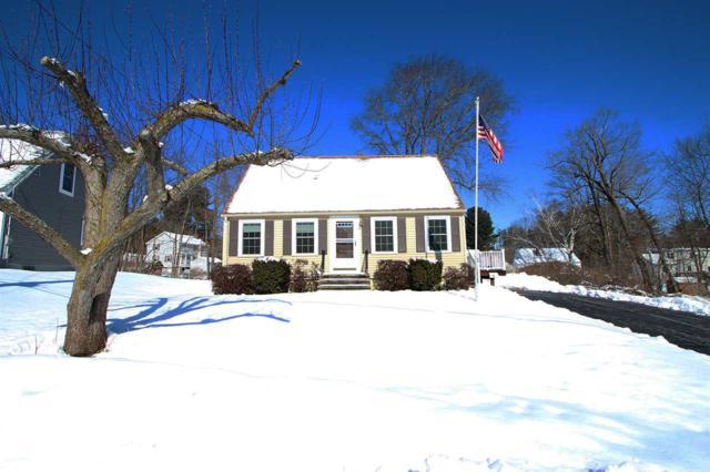 10 Ridgecrest Drive, Exeter, NH 03833 (MLS #4739117) :: Keller Williams Coastal Realty