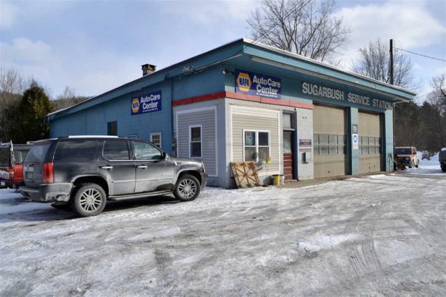 899 Route 100, Warren, VT 05674 (MLS #4739335) :: The Gardner Group
