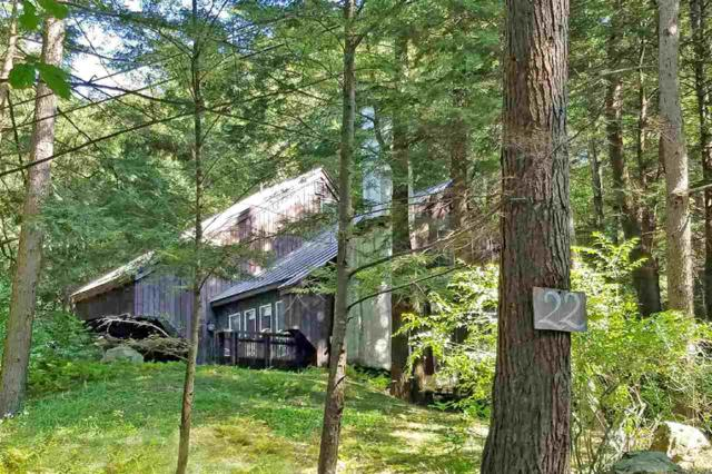 22 Eagle Lane, Norwich, VT 05055 (MLS #4739411) :: Hergenrother Realty Group Vermont