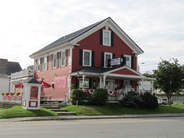 3 Pleasant Street, Colebrook, NH 03576 (MLS #4739922) :: Signature Properties of Vermont
