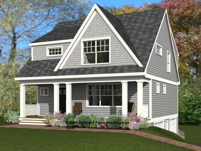 Lot 13 Lovering Road #13, North Hampton, NH 03862 (MLS #4740560) :: Keller Williams Coastal Realty