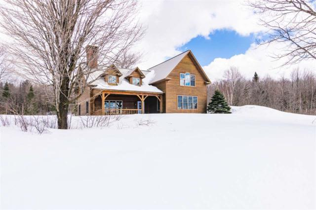 750 Vt Route 109 Route, Belvidere, VT 05442 (MLS #4740678) :: Hergenrother Realty Group Vermont