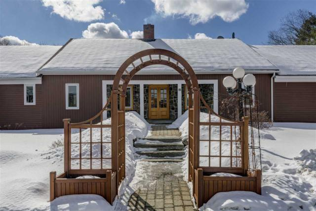 23 Partridge Road, Hanover, NH 03755 (MLS #4740810) :: Hergenrother Realty Group Vermont
