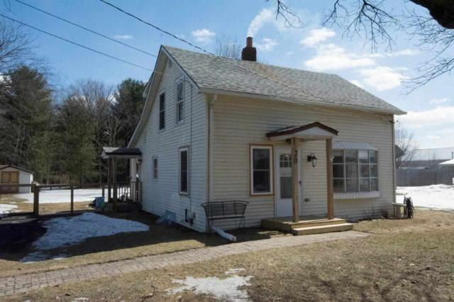 20 Middle Road, Milton, VT 05468 (MLS #4740904) :: Lajoie Home Team at Keller Williams Realty