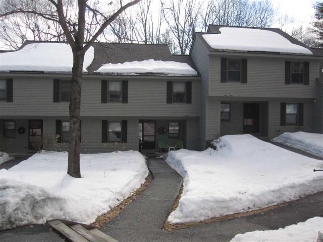 172 Sugar Hill Lane #5C, Hartford, VT 05059 (MLS #4740980) :: Hergenrother Realty Group Vermont