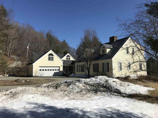 22 Norford Lake Road, Norwich, VT 05055 (MLS #4741239) :: Hergenrother Realty Group Vermont