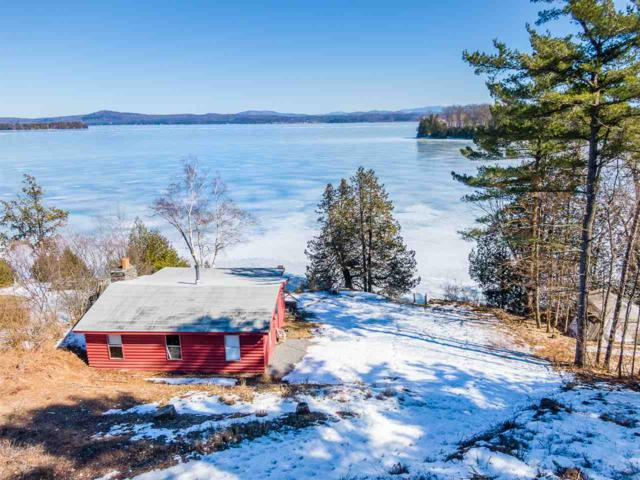 54 Richards Road, South Hero, VT 05489 (MLS #4741347) :: Hergenrother Realty Group Vermont