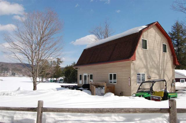 519 Herricks Cove Road, Woodbury, VT 05681 (MLS #4741504) :: The Hammond Team