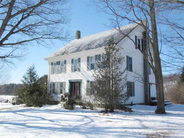 2225 Oakland Station Road, Georgia, VT 05478 (MLS #4741545) :: Hergenrother Realty Group Vermont
