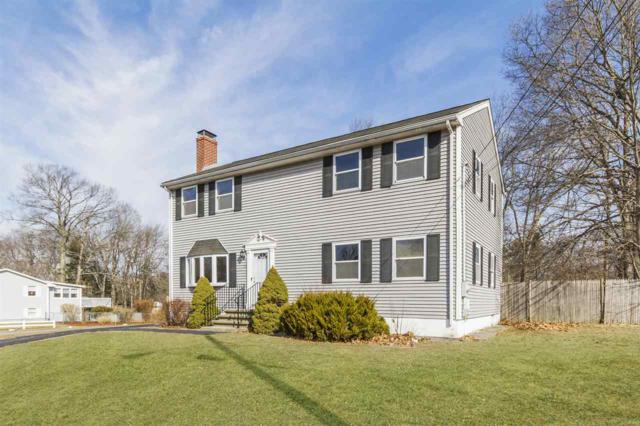 22 Colonial Drive, Salem, NH 03079 (MLS #4741583) :: Lajoie Home Team at Keller Williams Realty
