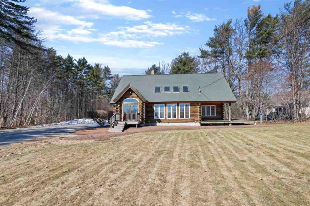 87 Whittier Highway, Moultonborough, NH 03254 (MLS #4743229) :: Lajoie Home Team at Keller Williams Realty
