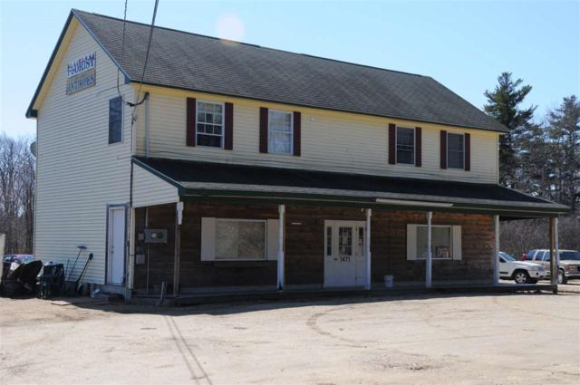 1471 1ST NH Turnpike, Northwood, NH 03261 (MLS #4743661) :: Keller Williams Coastal Realty
