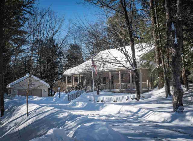 23 Lyman Batcheller Road, Hartford, VT 05059 (MLS #4745002) :: Hergenrother Realty Group Vermont