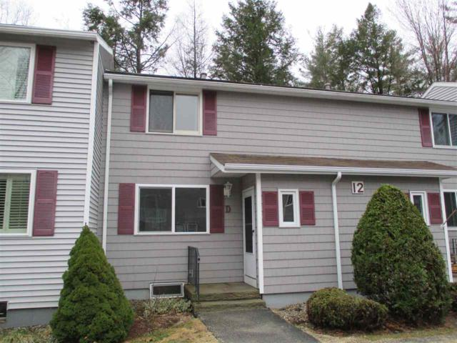 12 Cedarbrook Village D, Rochester, NH 03867 (MLS #4745791) :: Team Tringali