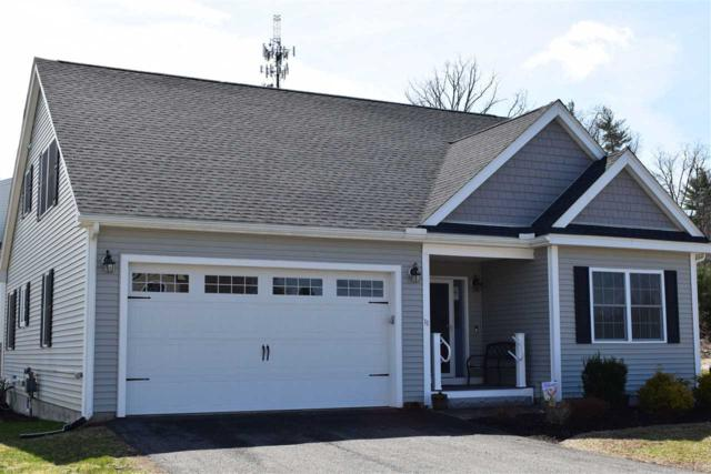16 Bent Grass Circle #8, Kingston, NH 03848 (MLS #4745893) :: Lajoie Home Team at Keller Williams Realty