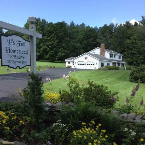 372 Lacross Road, Springfield, VT 05091 (MLS #4746515) :: Hergenrother Realty Group Vermont