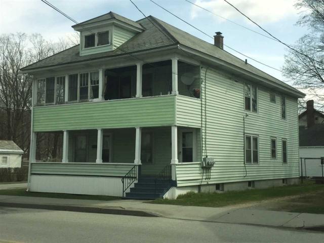 215 Park Street, Bennington, VT 05201 (MLS #4746687) :: The Hammond Team