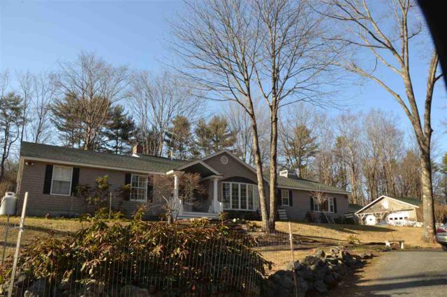 4 Bennett Lane, Tuftonboro, NH 03816 (MLS #4746730) :: Keller Williams Coastal Realty