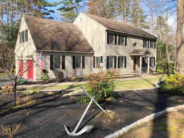 94 Spruce Road, Wolfeboro, NH 03894 (MLS #4746858) :: Keller Williams Coastal Realty