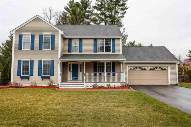 30 Ellie Drive, Merrimack, NH 03054 (MLS #4746951) :: Lajoie Home Team at Keller Williams Realty