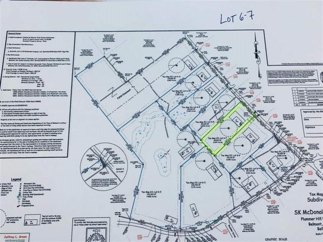 6-7 Plummer Hill Road Lot #6-7, Belmont, NH 03220 (MLS #4747113) :: Lajoie Home Team at Keller Williams Realty