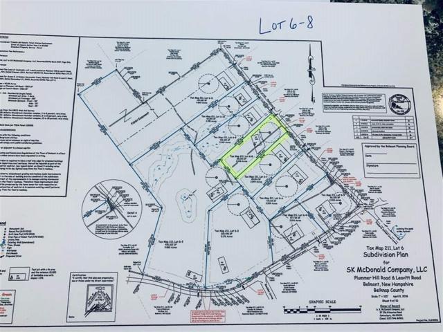 6-8 Plummer Hill Road Lot #6-8, Belmont, NH 03220 (MLS #4747114) :: Lajoie Home Team at Keller Williams Realty