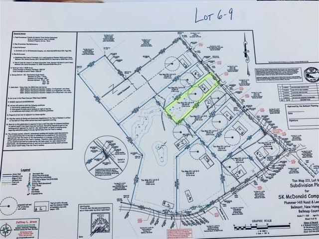 6-9 Plummer Hill Road Lot #6-9, Belmont, NH 03220 (MLS #4747115) :: Team Tringali