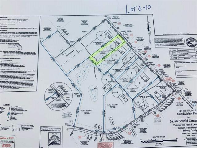 6-10 Plummer Hill Road Lot #6-10, Belmont, NH 03220 (MLS #4747116) :: Lajoie Home Team at Keller Williams Realty