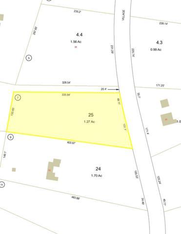 Lot 25 Village Valley Drive #25, Wakefield, NH 03872 (MLS #4747183) :: Lajoie Home Team at Keller Williams Realty