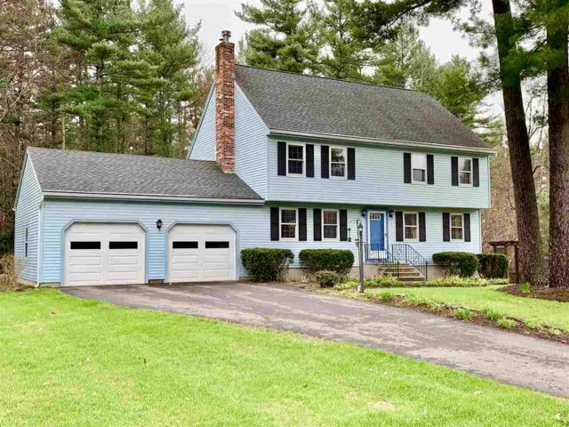7 Coleman Place, Londonderry, NH 03053 (MLS #4747201) :: Lajoie Home Team at Keller Williams Realty