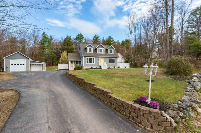 60 Branson Road, Farmington, NH 03835 (MLS #4747316) :: Hergenrother Realty Group Vermont