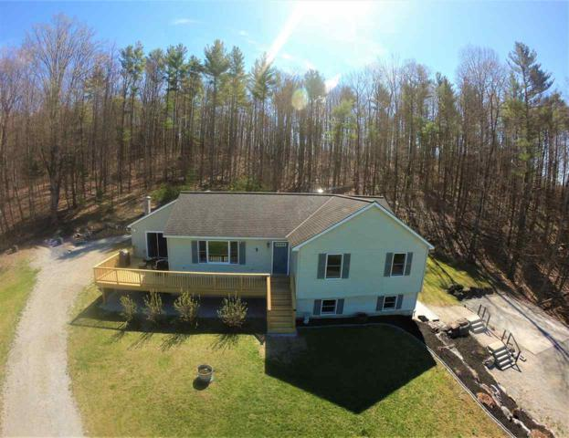266 Oak Hill, Shaftsbury, VT 05262 (MLS #4747434) :: Keller Williams Coastal Realty