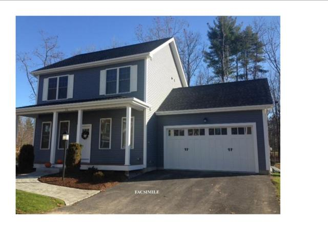 15 Cottonwood Way #14, Manchester, NH 03102 (MLS #4747444) :: Team Tringali